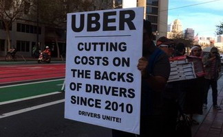 Uber_protest