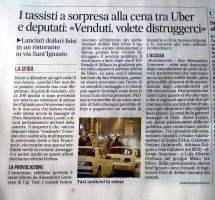 protesta_taxi_uber_parlamentari_22-7-2015_roma_articolo