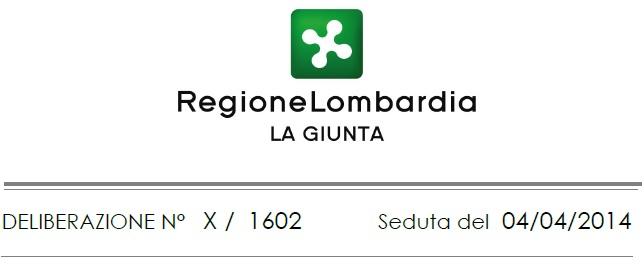 Regolamento di bacino regione Lombardia