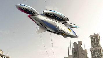Per Airbus è l'ora dei taxi volanti