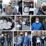 il grande cuore dei tassisti milanesi